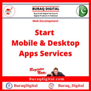 Mobile & Desktop Apps